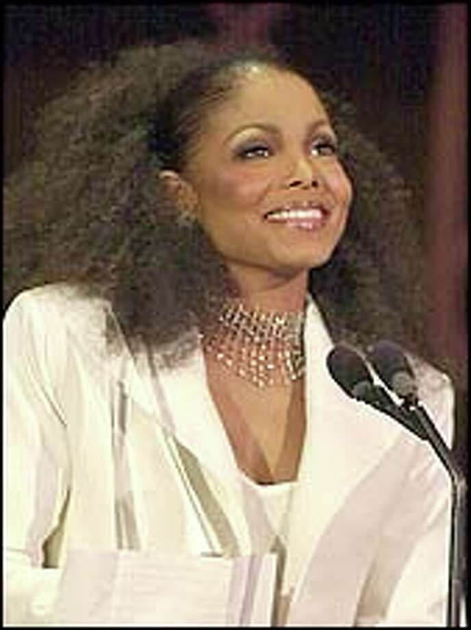 Jackson says she wouldn't have much to sing about if it weren't for her love of lovemaking. Photo: AP PHOTO / AP