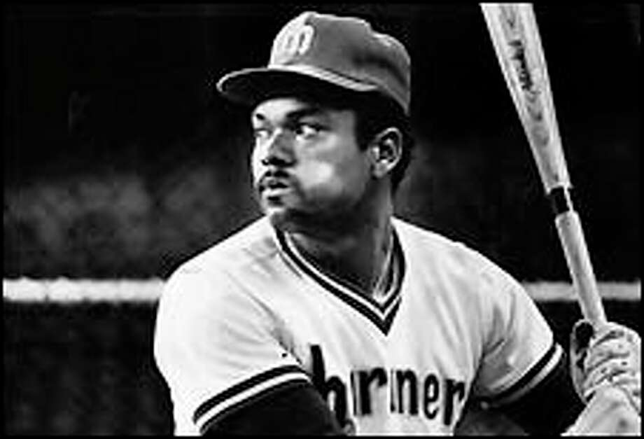 Outfielder Ruppert Jones was the Mariners' first All-Star and their most popular player from 1977-79. Photo: P-I FILE PHOTO