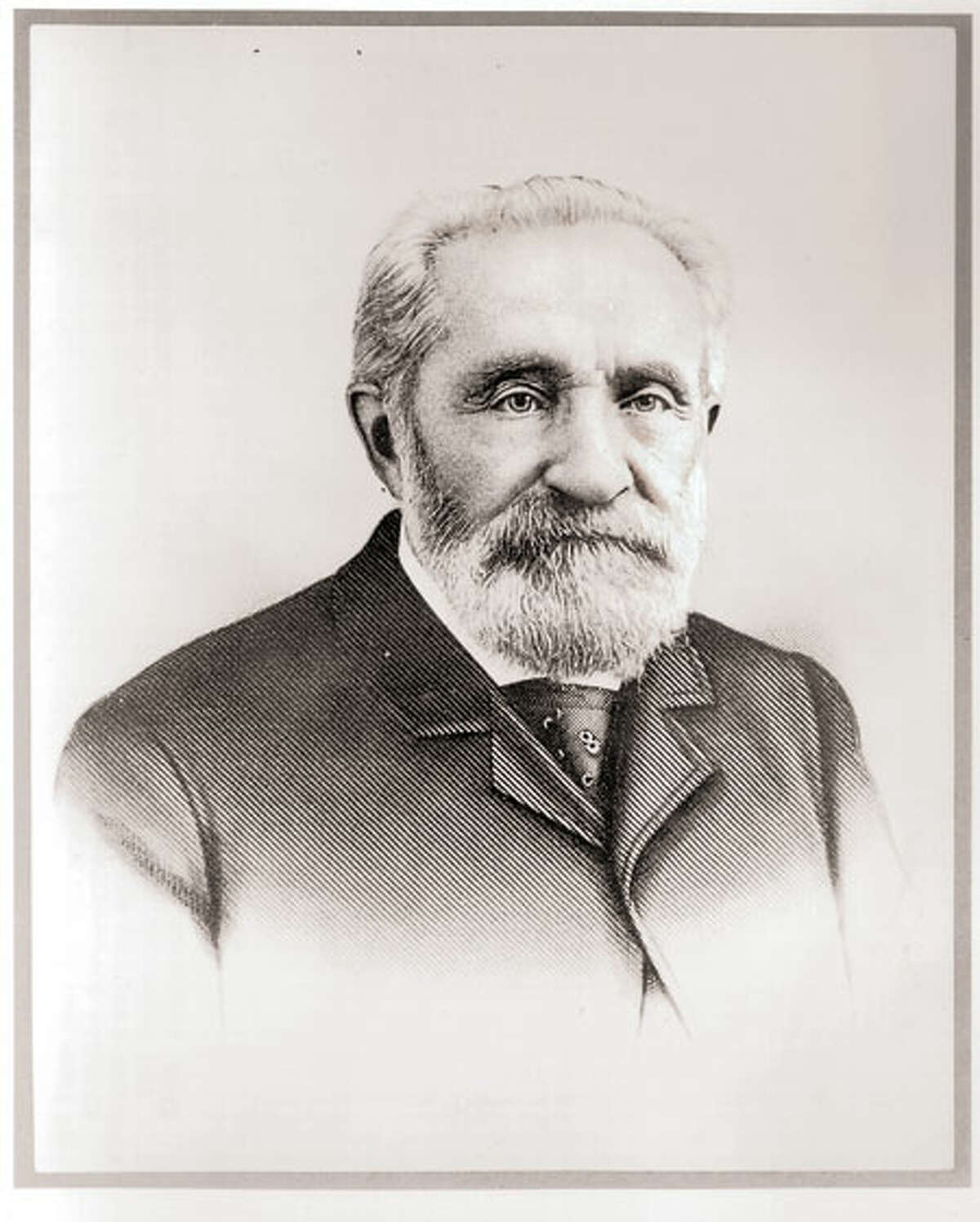 Henry Yesler, who arrived in Seattle in October 1852, was reputed to be the city's wealthiest resident during the 1880s.