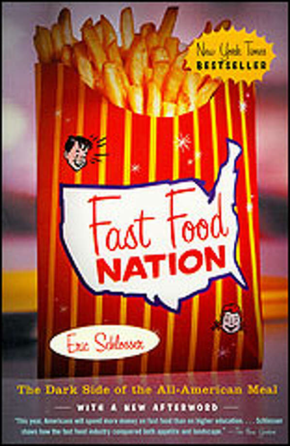 "Reporter Eric Schlosser details the shift in the global economy and diet with his exposé about the meatpacking and fast-food industries, ""Fast Food Nation."""