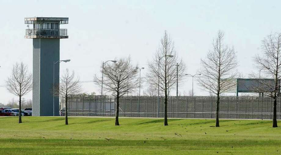 The Mark Stiles Unit in Beaumont has one of the highest rates of guards sneaking in cellphones to inmates, according to a Texas Watchdog report.  Teresa Mioli/The Enterprise / Beaumont