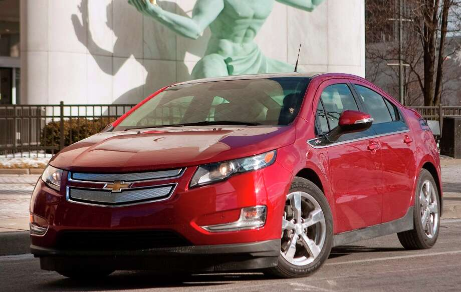 Base price of the 2011 Chevrolet Volt plug-in hybrid electric vehicle is $40,280 plus $720 freight and options. Photo: COURTESY