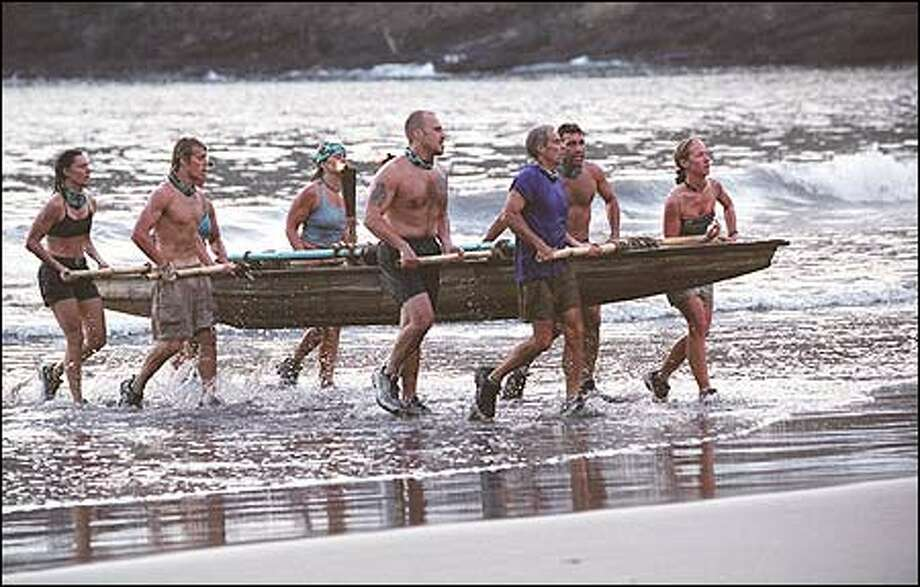 Survivor Marquesas Week 1: Love at first landing - seattlepi com