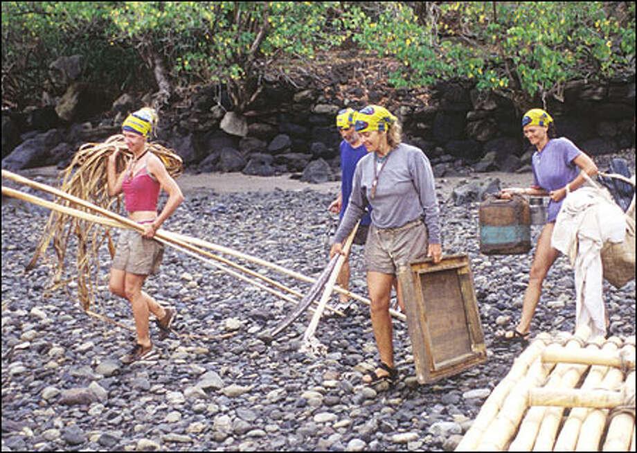 Survivor Marquesas Week 5: Smells like teen spirit