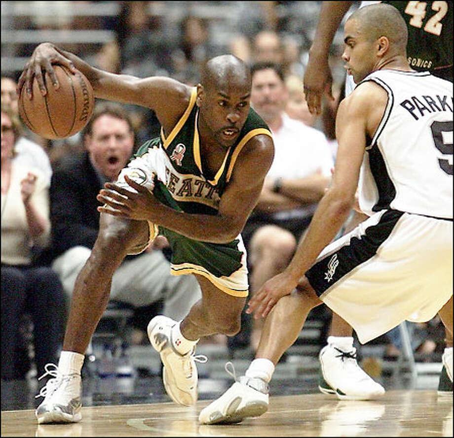 Spurs Rookie Parker A Big Challenge For Payton
