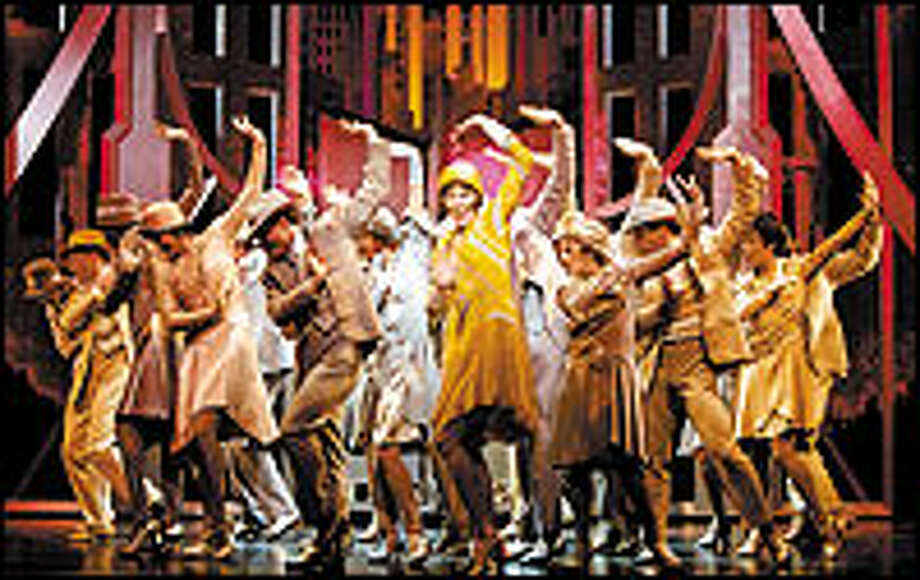 'Thoroughly Modern Millie'
