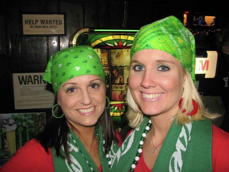 Were you Seen at the pre-parade festivities at McGeary's in Albany on Saturday morning? Photo: Kristi L. Gustafson / Times Union