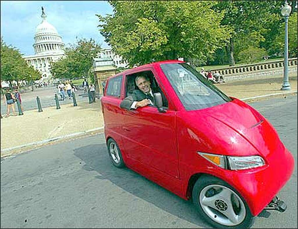 Tiny Car Could Be Big Answer
