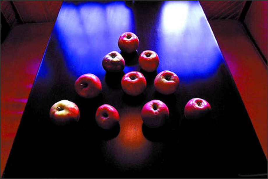 A myriad of apple varieties grow in Washington state. Photo: Scott Eklund/Seattle Post-Intelligencer