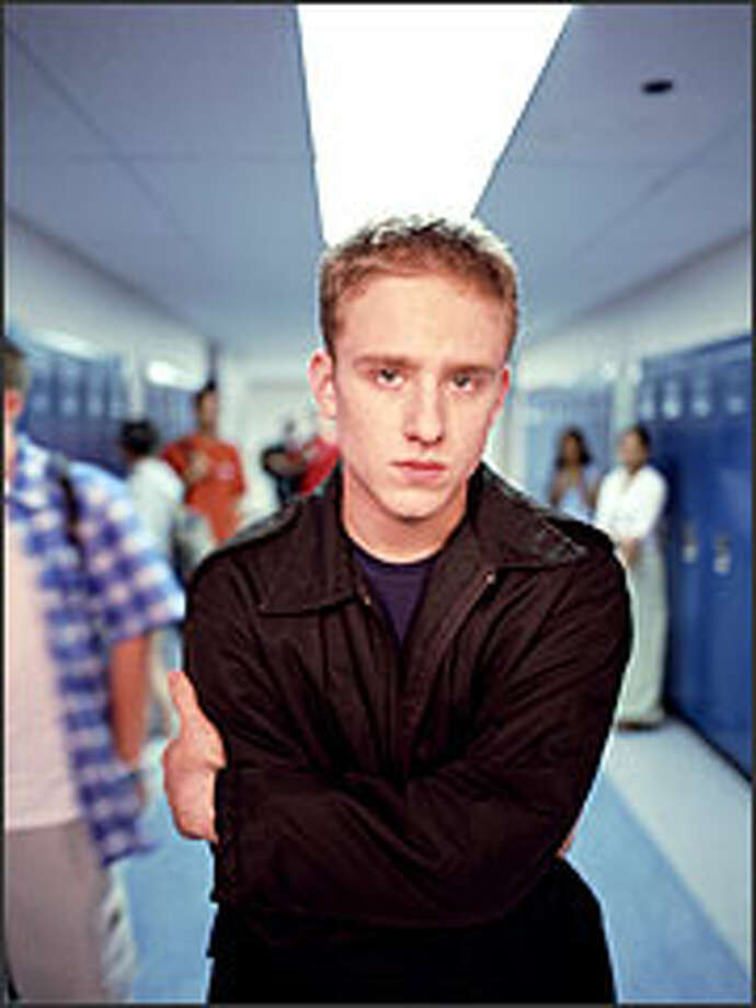 Ben Foster delivers a masterful performance as Trevor Adams, the bright kid who doesn't fit in. Photo: SHOWTIME