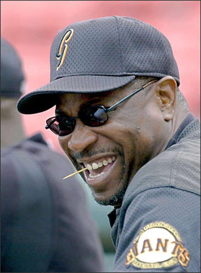 Dusty Baker is just what the Mariners seek, but the Giants manager might not be available. Photo: / Associated Press