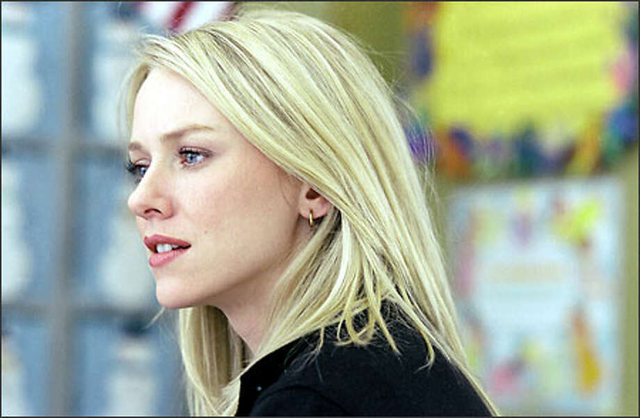 "Naomi Watts stars as Rachel Keller, a Seattle P-I reporter, in ""The Ring."" Photo: / Dreamworks"