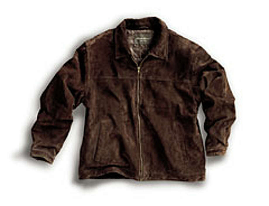 "Seattle's Eddie Bauer company is so convinced washable suede is ideally suited to this region it named it ""Seattle Suede."" The fall collection includes the men's jacket above and separates for women."