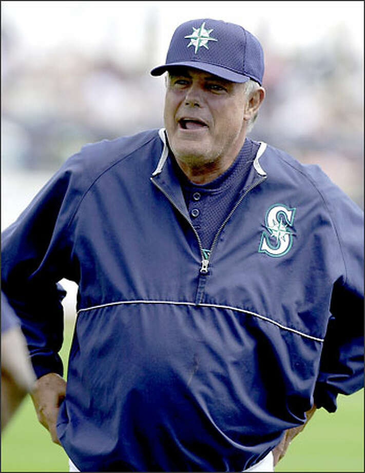 Lou Piniella could manage the Devil Rays or Mets next season, but has ruled out returning to manage the Mariners, a team spokesman said yesterday. Photo: / Associated Press