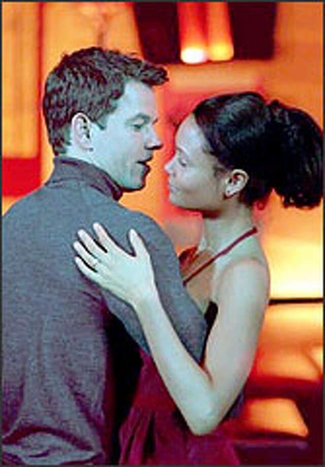 Mark Wahlberg plays a mysterious stranger who woos a chic but clueless young widow (Thandie Newton) in order to get at her crooked late husband's hidden loot.
