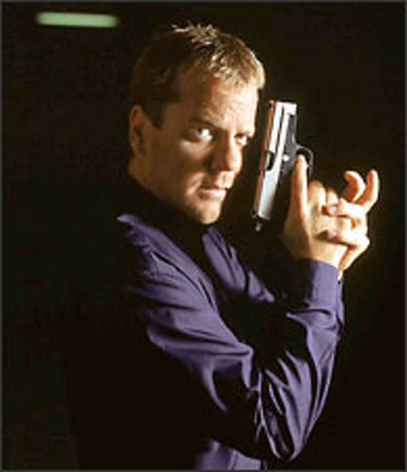 """Kiefer Sutherland returns as CIA agent Jack Bauer, having another very bad day, on a new season of """"24."""""""