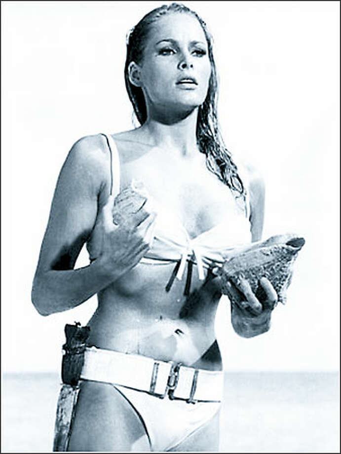 Ursula Andress Photo: /