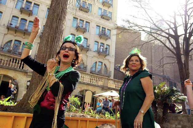 March 16 and 17 - St. Patrick's Day River Parade & Festival