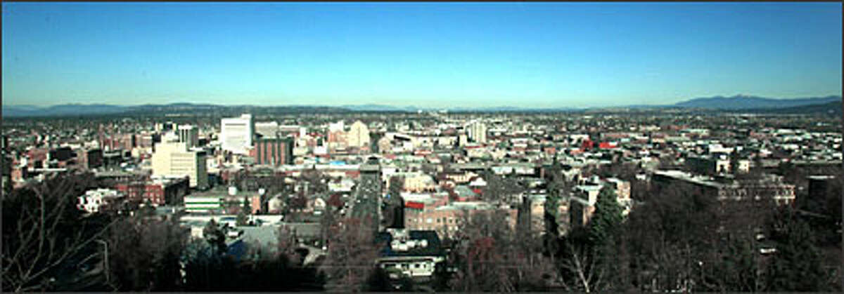 Spokane -- population 218,222 Total hate crimes: 31 Race: 22 Religion: 3 Sexual orientation: 3 Disability: 0 Gender: 0 Gender identity: 3 In 2016, Spokane reported just eight hate crimes total.