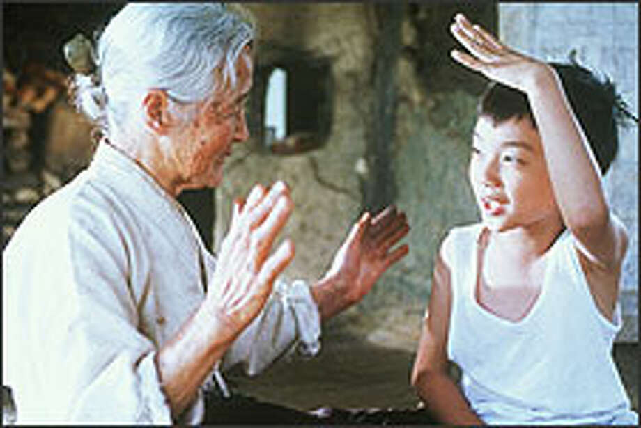 A gentle grandmother (Eul-Boon Kim) wins over her spoiled grandson (Seung-Ho Yoo) when they spend a summer together in her rural South Korean village.
