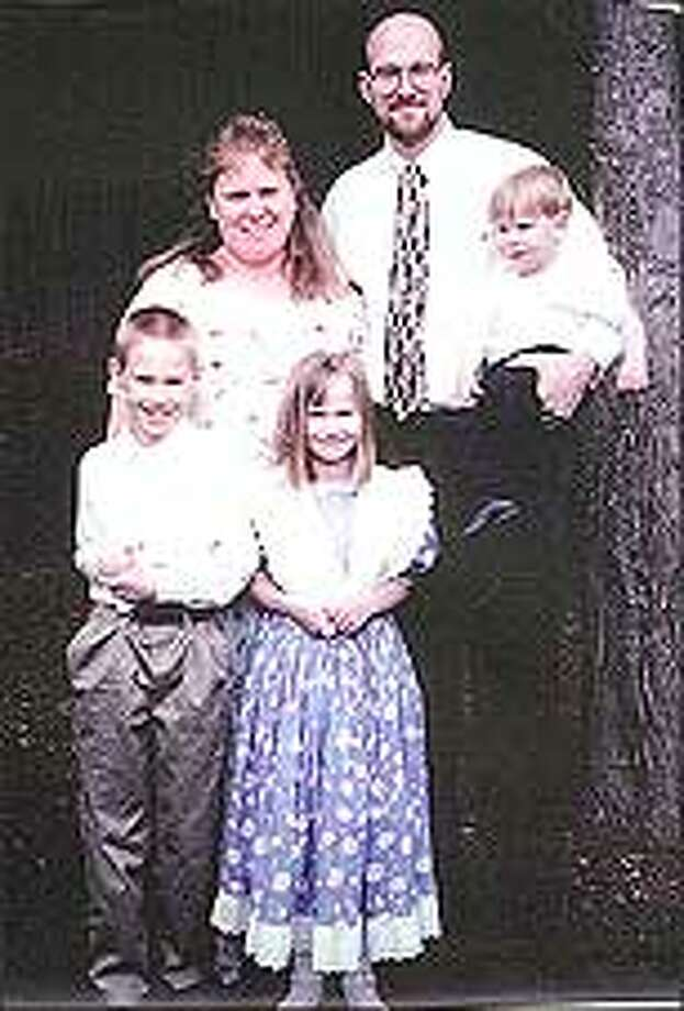 Morris family photo