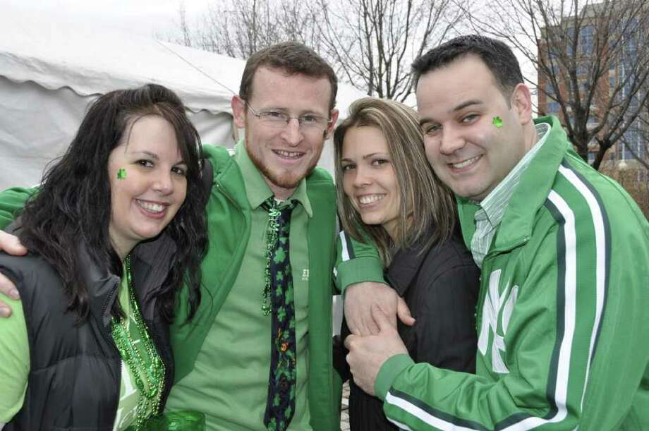 St. Patrick's celebrations. Photo: Dan  Veet