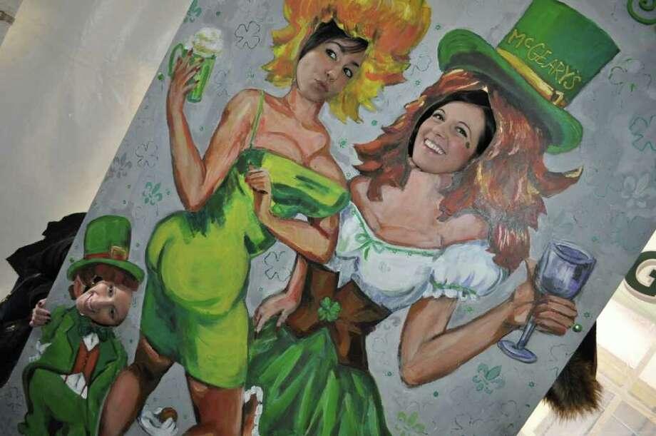 St. Patrick's celebrations. Photo: Dan  Veet
