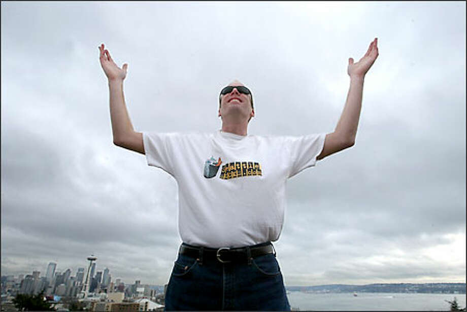 Seattle-bashing takes hold in cyberspace. '