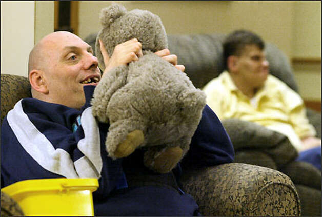 Toys For Handicapped Adults : Fircrest residents caught in political debate seattlepi