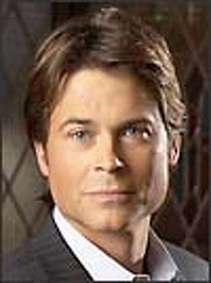 "Rob Lowe's back in ""The Lyon's Den."""