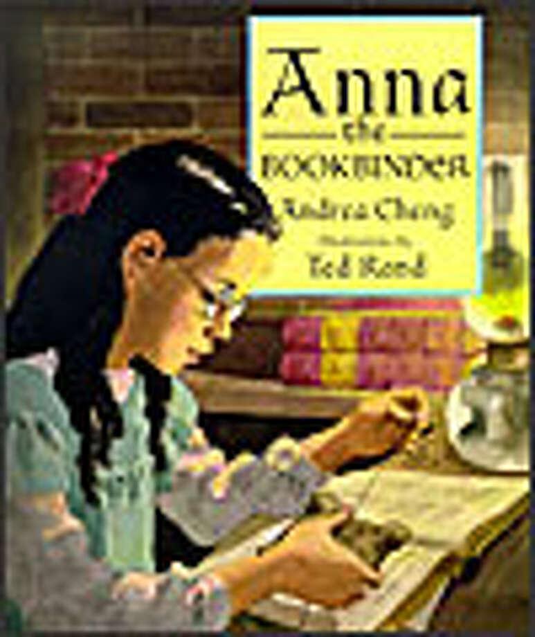 """Anna the bookbinder"""