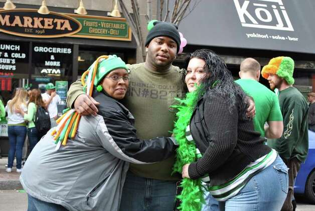 New Haven's St. Patrick's Day Parade on Sunday March , 2011. Photo: Lauren Stevens/ Hearst Connecticut Media Group