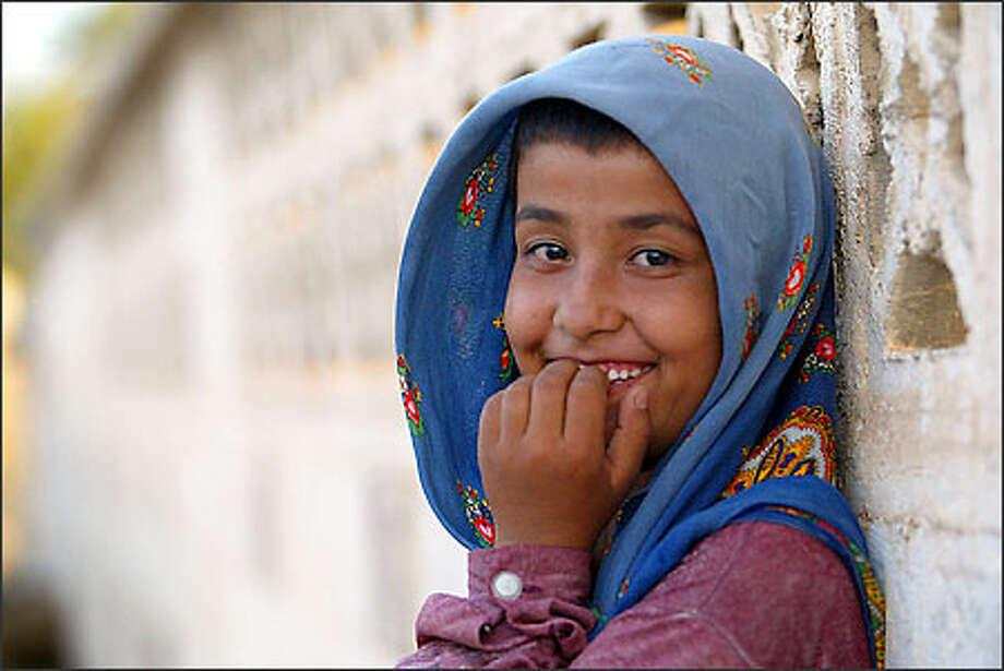 Haifa Al Nahan. Photo: Dan DeLong/Seattle Post-Intelligencer