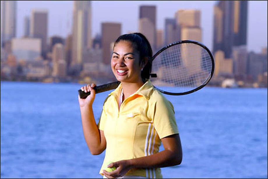 Melinda Wong, West Seattle Photo: Scott Eklund/Seattle Post-Intelligencer