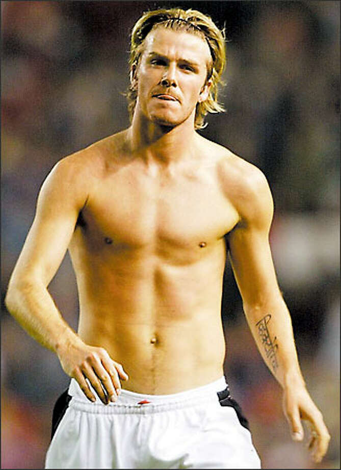 English superstar David Beckham will get his kicks in Spain next season. Photo: /