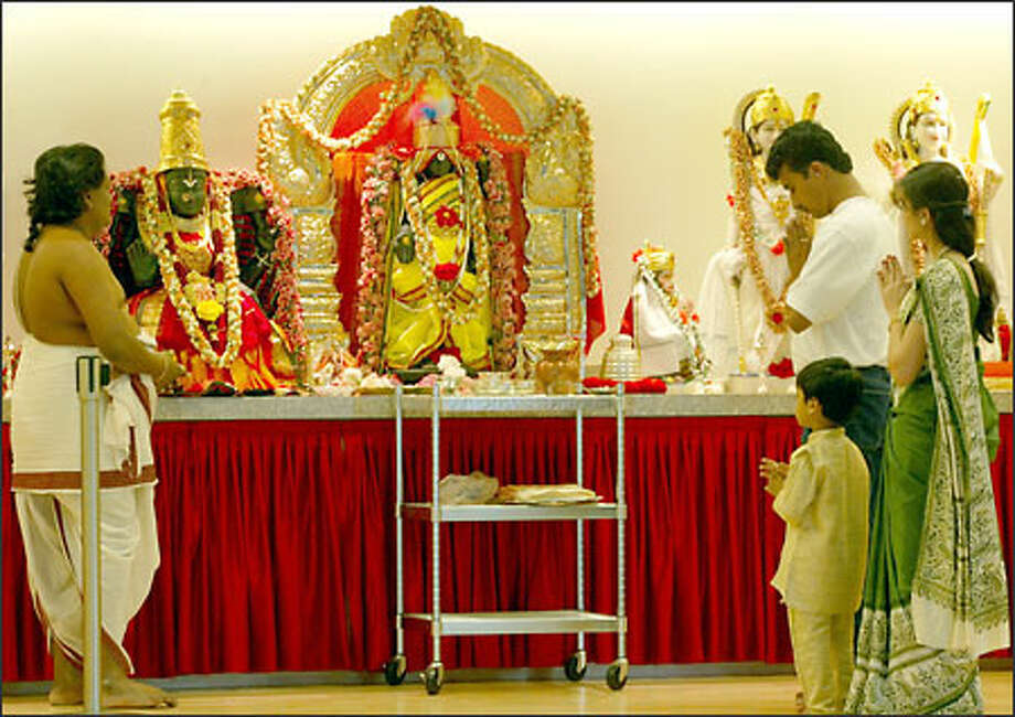 Puget Sound Journal: Hindu temple is a meeting place, too