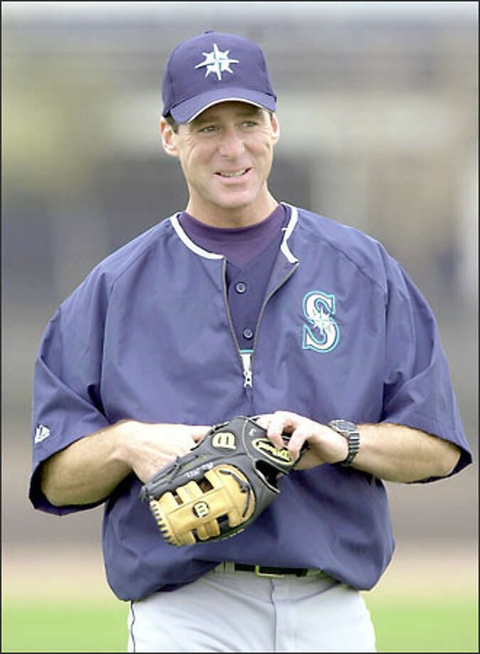 """Bob Melvin has been called the """"anti-Lou Piniella,"""" but Mariners GM Pat Gillick says both share the same burning desire to win. Photo: / Associated Press"""