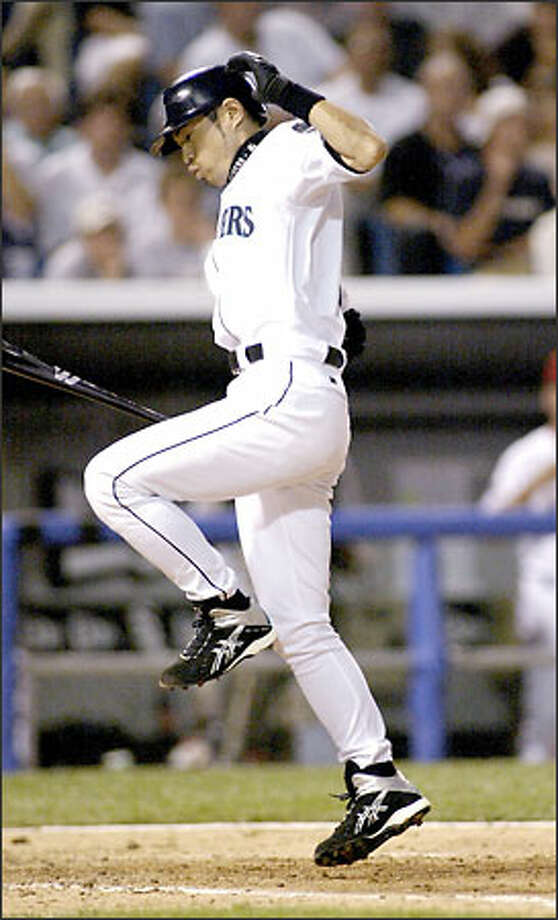Speculation has Ichiro Suzuki in line for a $60 million, four-year contract. Photo: TED S. WARREN/AP