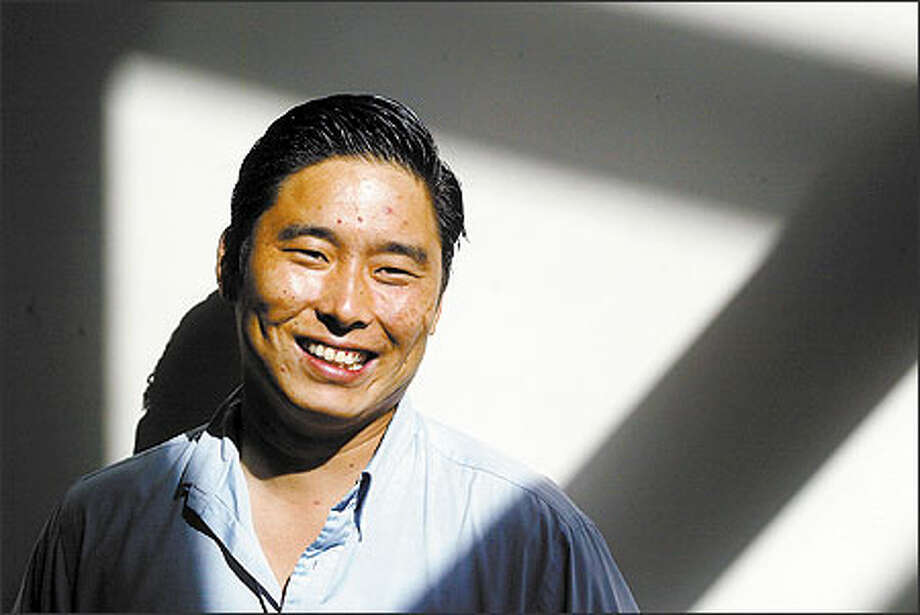Tenzin Choegyal, organizer of the TibetFest this weekend, teaches Tibetan Buddhism in Edmonds. Photo: Phil H. Webber/Seattle Post-Intelligencer