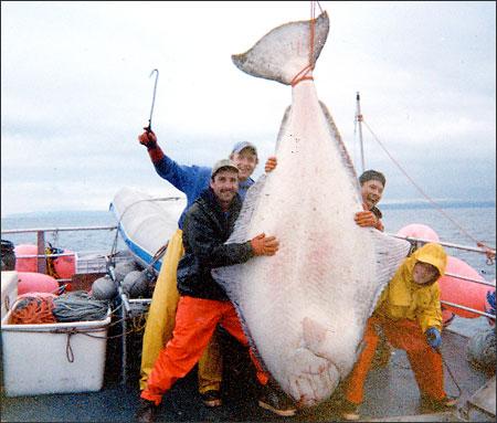 рыбалка на палтуса сахалин