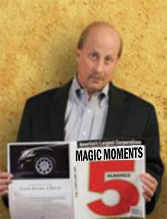 Magician Bill Herz will perform at the 5th annual Magic Moments fundraiser benefiting The Kennedy Center's Autism Project March 26 at the Quick Center. Photo: Contributed Photo / Fairfield Citizen