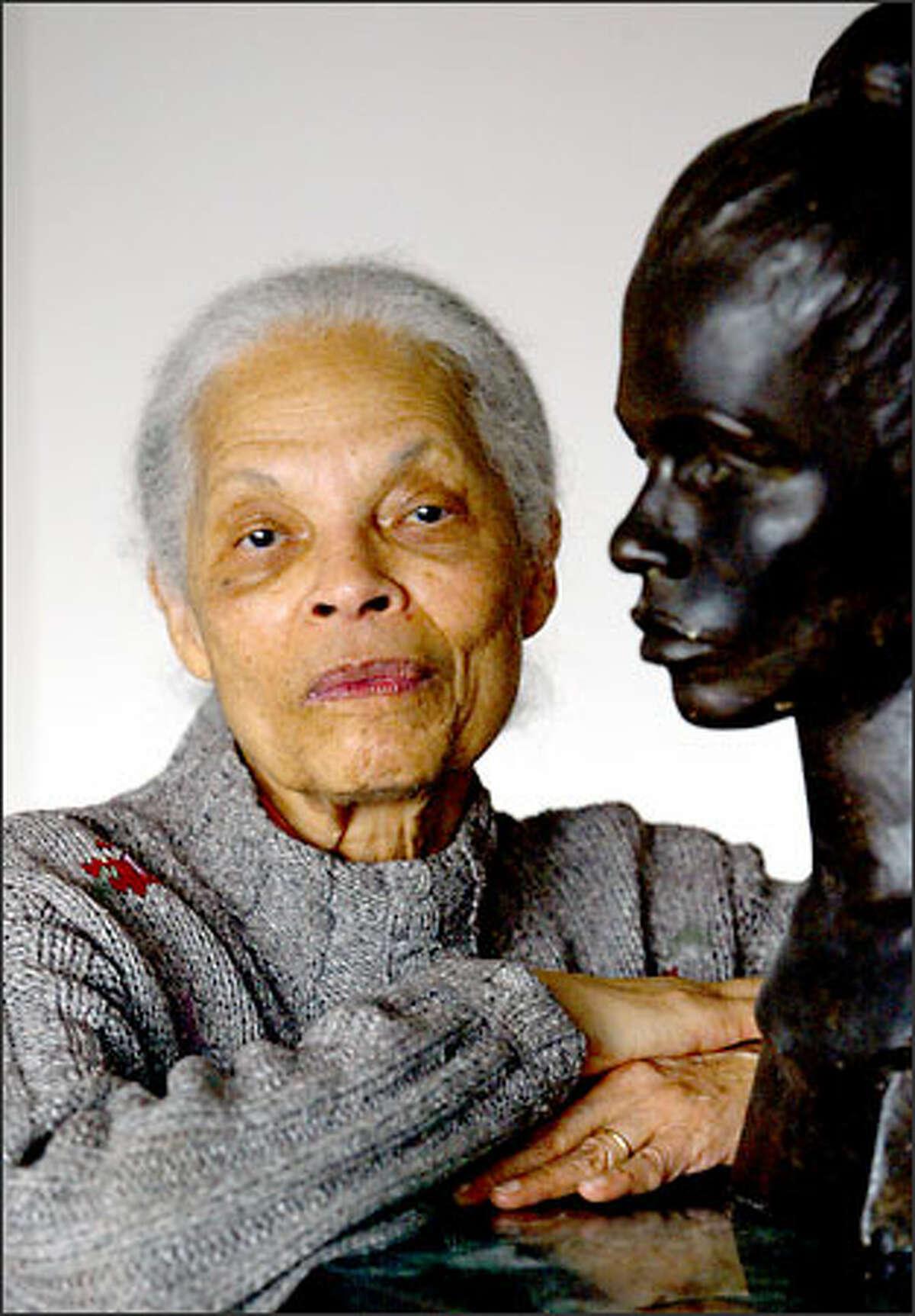 Gwen Knight's retrospective exhibit is at La Conner's Museum of Northwest Art through Jan. 4.