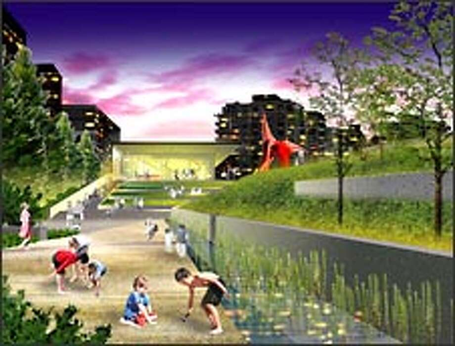 Proposed Waterfront Art Garden Clears Major Hurdle
