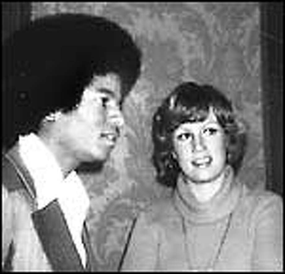 Susan Paynter interviews Michael Jackson in the 1970s before surgery and legal troubles took their toll. Photo: /
