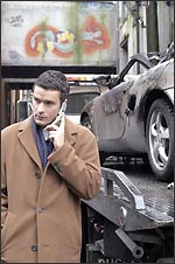 "Balthazar Getty plays Ben Edmonds in the TV miniseries ""Traffic."" The series is set in Seattle, but was filmed in Vancouver, B.C. Photo: USA"
