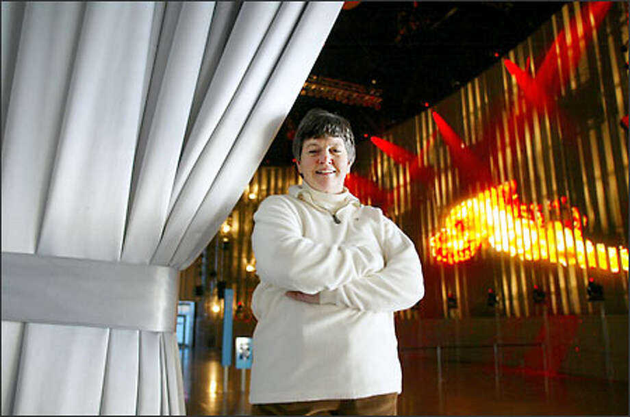 Donna Shirley was named director of Paul Allen's Experience Science Fiction Museum, which is scheduled to open in summer. Shirley was the first woman to manage a project for NASA -- the Mars Exploration Program. Photo: Paul Joseph Brown/Seattle Post-Intelligencer
