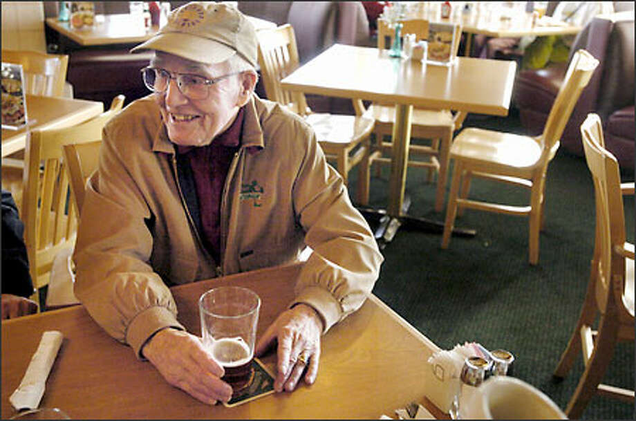 "Robert Malcolm ""Mac"" MacTarnahan, the 88-year-old patriarch of Portland Brewing, is a real character. Photo: / Associated Press"
