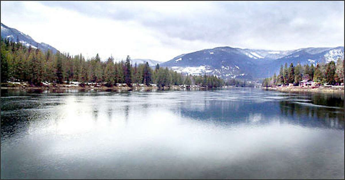 """Tiffany's said a mine would introduce pollutants to the Clark Fork River and ultimately into Lake Pend Oreille, which it called """"a national treasure."""""""