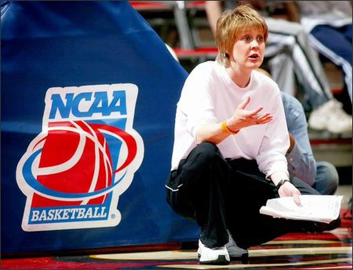 Kristy Curry's teams have won 82 percent of their games and won a Big Ten regular-season or tournament title in each of her five years.