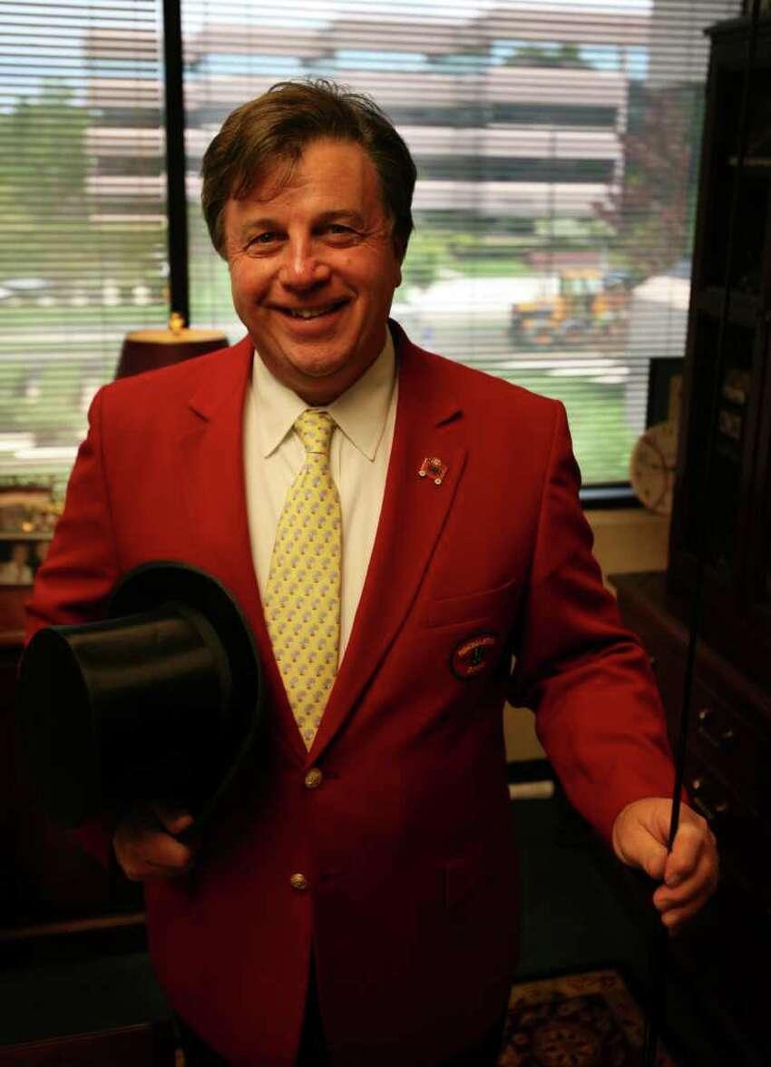 2009 Barnum Festival Ringmaster: Michael E. Niedermeier